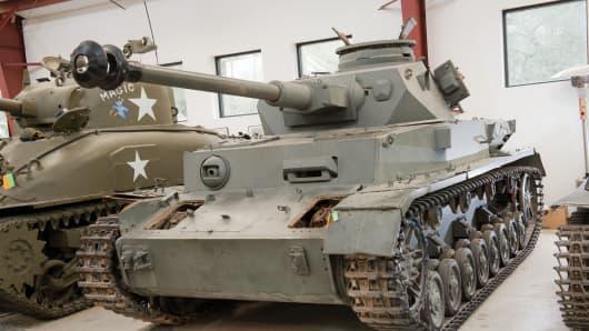Lot 5004 - Panzerkampfwagen IV Aust. H.